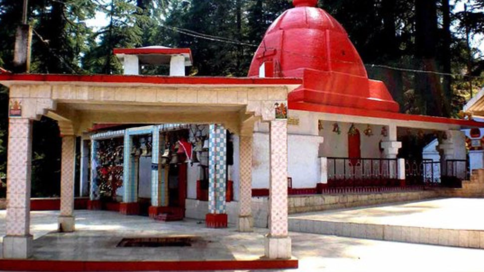 Hatkalika temple