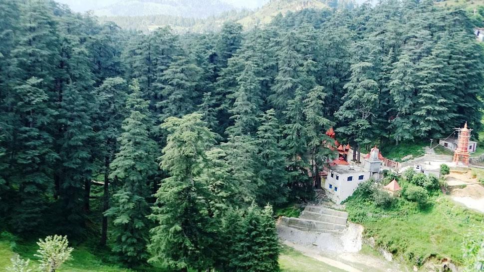 Shaileshwar Cave