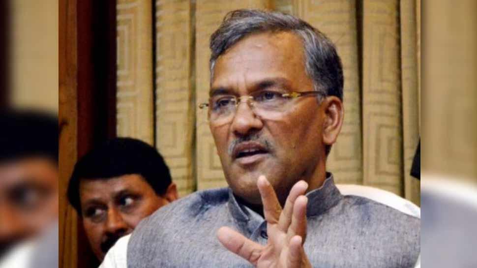 उत्तराखंड के CM त्रिवेंद्र रावत ने PM मोदी को बताया 21वीं सदी का भीमराव आंबेडकर