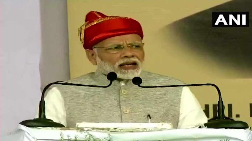 आर्थिक आरक्षण बिल पर बोले PM मोदी, सरकार ने कानून बनाकर सबको न्याय देने का काम किया