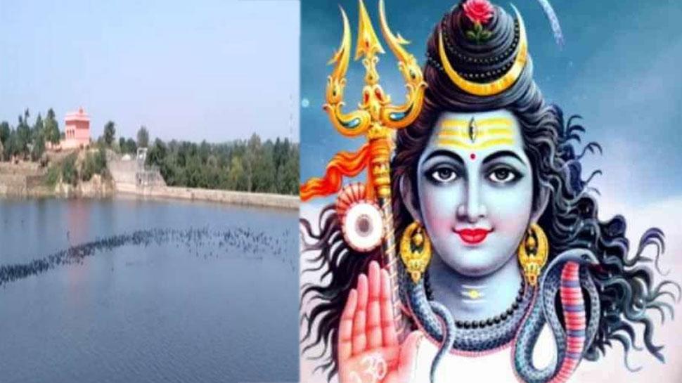 राजस्थान: अनोखा है 100 फीट गहरी गुफा में विराजमान गंगेश्वर महादेव का मंदिर