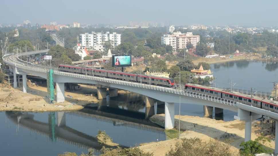 लखनऊ मेट्रो का अंतिम ट्रायल पूरा, डेडलाइन से दो माह पहले ही पूरा हुआ कार्य