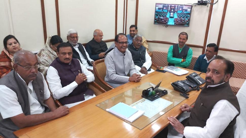 MP विधानसभा की टूटी परंपरा, कांग्रेस ने उपाध्यक्ष पद पर भी जमा लिया कब्जा