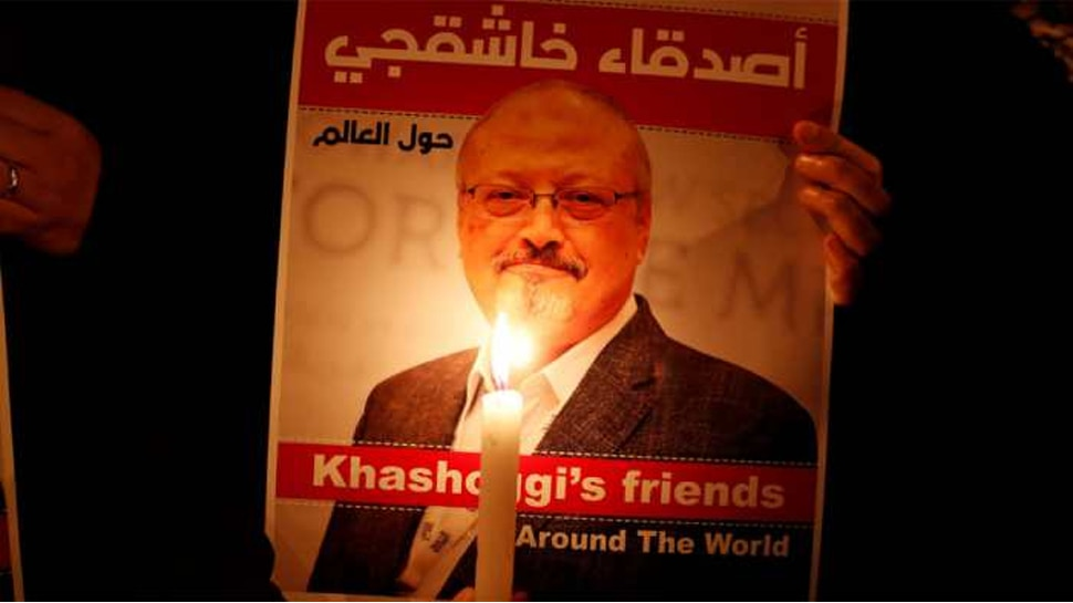 पत्रकार खशोगी की हत्या के 100 दिन बाद अमेरिकी सांसदों ने की शोक सभा