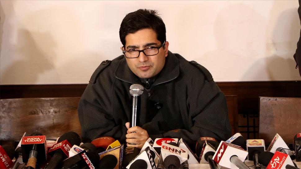 IAS से इस्तीफा देने के बाद शाह फैसल बोले, 'लड़ना चाहता हूं आगामी लोकसभा चुनाव'