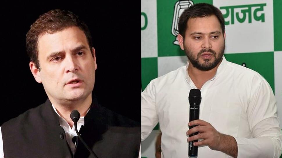 राहुल गांधी देश में नेता हो सकते हैं, बिहार में तेजस्वी यादव का निर्णय ही मान्य : आरजेडी