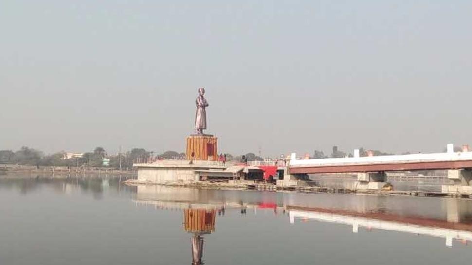 रघुवर दास करेंगे स्वामी विवेकानंद की प्रतिमा का अनावरण, 33 फीट है ऊंचाई
