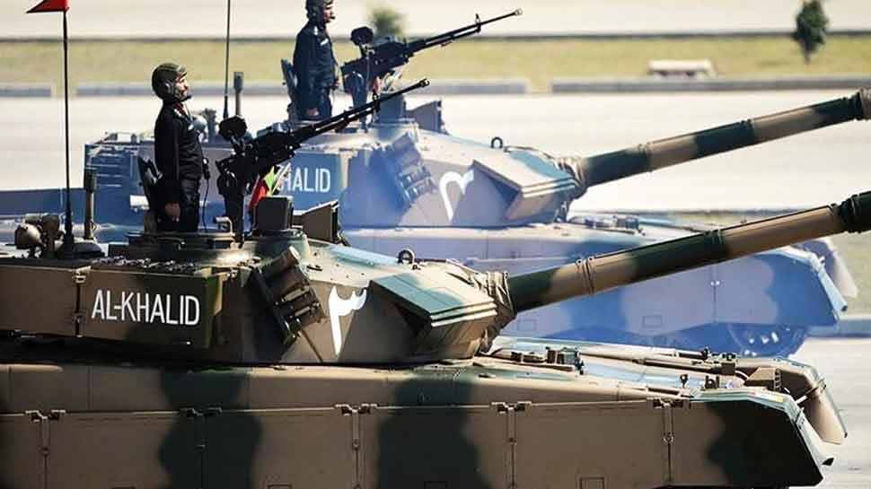 पाकिस्तान ने बदला मूड, अब विदेशी इंजन से चलेगा अल खालिद टैंक-2