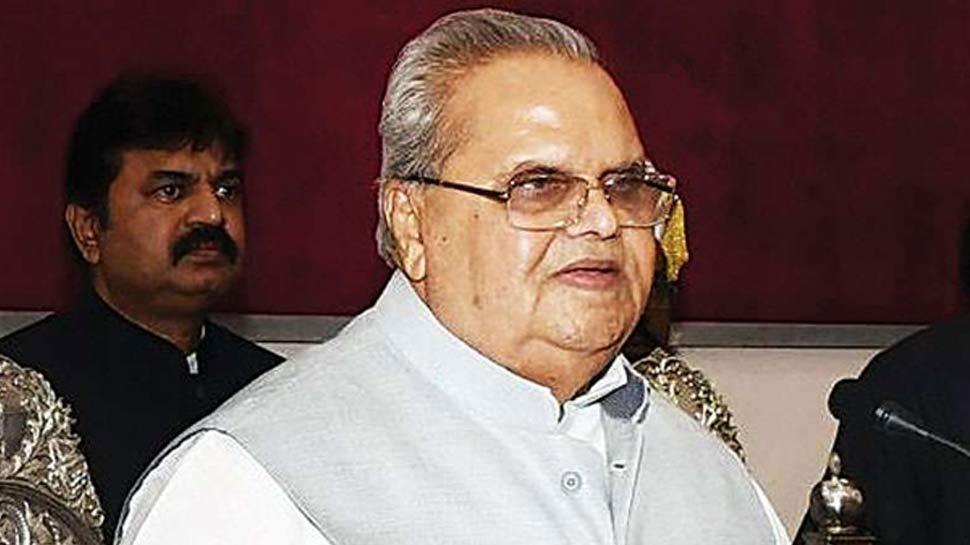 जम्मू-कश्मीर के राज्यपाल बोले, 'हताश PAK को मुंहतोड़ जवाब दे रहे हैं भारतीय बल'
