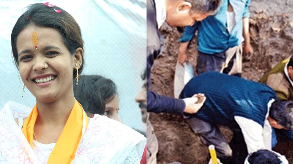 मर्डर से पहले आरोपियों ने देखी थी 'दृश्यम' फिल्म, कांग्रेस नेत्री को जलाया और कुत्ते को गाड़ दिया