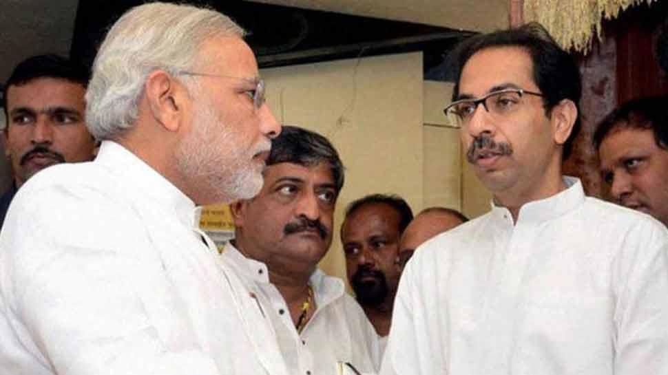 उद्धव ठाकरे ने PM मोदी को दी चुनौती, 'है हिम्मत तो राम मंदिर बनवाएं'