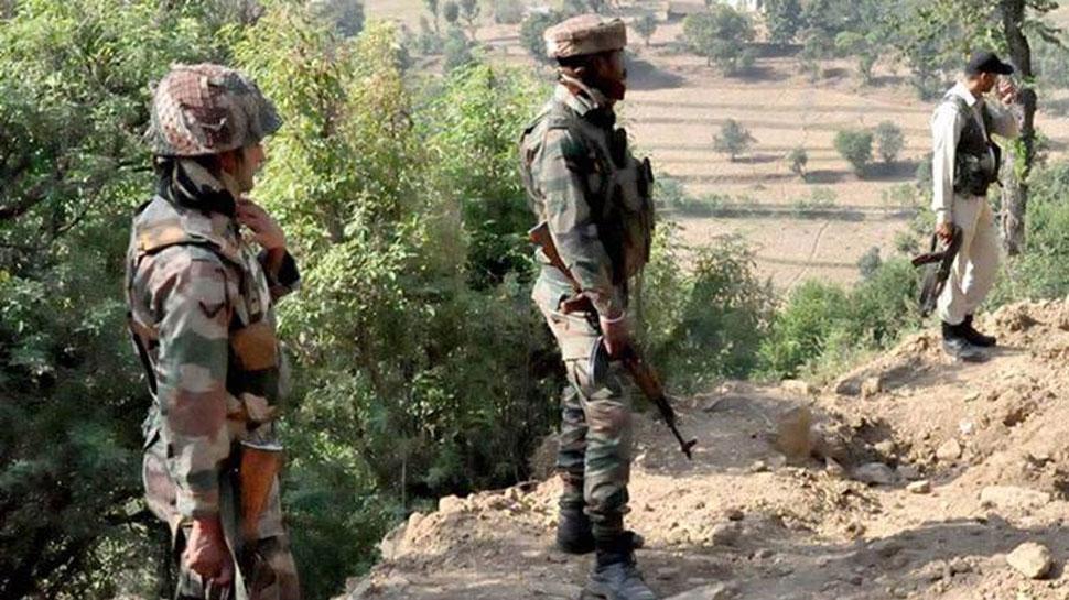 जम्मू-कश्मीर: LoC के पास पाकिस्तान ने की गोलीबारी, सेना का एक जवान हुआ घायल