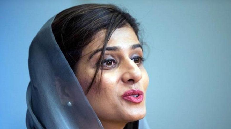 हिना ने पाकिस्तान को दिखाया आइना, कहा- 'कटोरा लेकर भीख मांगने से अच्छा है, भारत से दोस्ती कर लो'