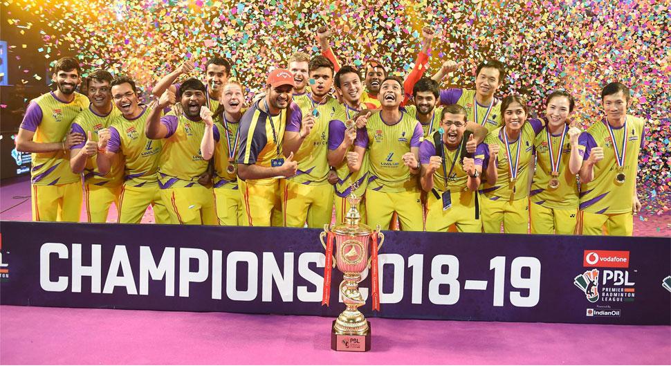 PBL-4: किदाम्बी श्रीकांत ने बेंगलुरू को बनाया चैम्पियन, पहली बार जीता टूर्नामेंट