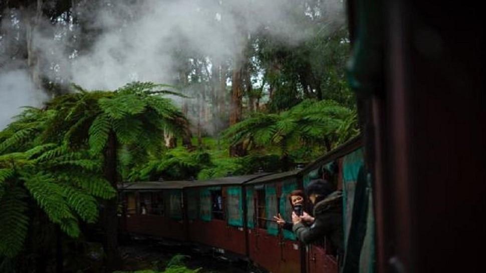 हेरिटेज टॉय ट्रेन को पहचान दिलाने हुई मैराथन, DHR का पूरा नाम तक नहीं बता पाए धावक