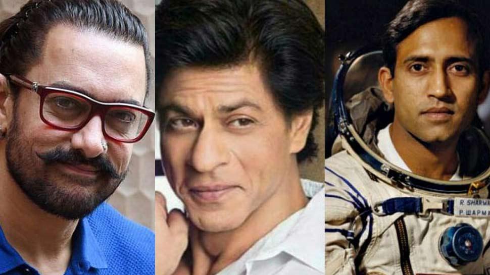 Confirm: आमिर खान के बाद शाहरुख ने भी छोड़ी राकेश शर्मा की बायोपिक, जानें वजह...