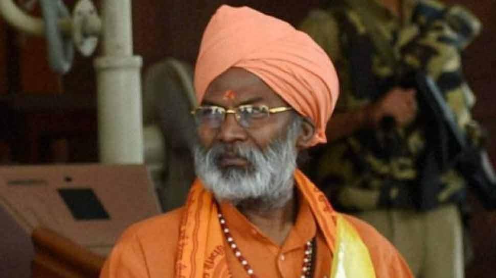 बीजेपी सांसद साक्षी महाराज का राम मंदिर पर बड़ा बयान