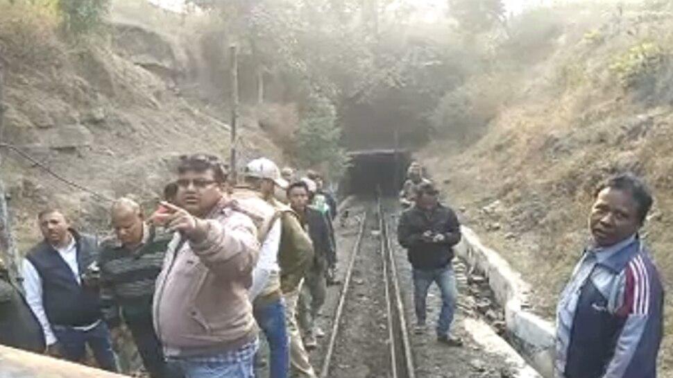 रामगढ़ : कोयला खदान के गलत सुरंग में जाने से खननकर्मी की मौत, जांच में जुटी पुलिस