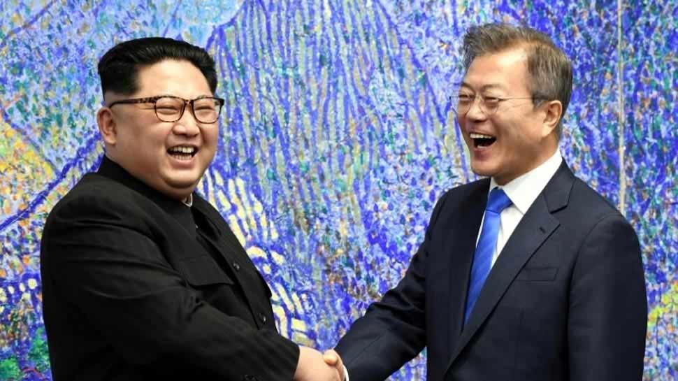 'दुश्मन' नहीं रहे नॉर्थ कोरिया और साउथ कोरिया, सरकारी दस्तावेजों में लिखी गई यह बड़ी बात