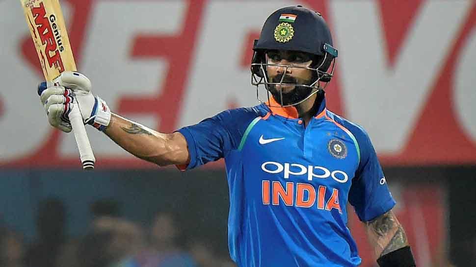 INDvsAUS: विराट कोहली का 64वां शतक, एडिलेड में 2 वनडे शतक लगाने वाले पहले भारतीय बने