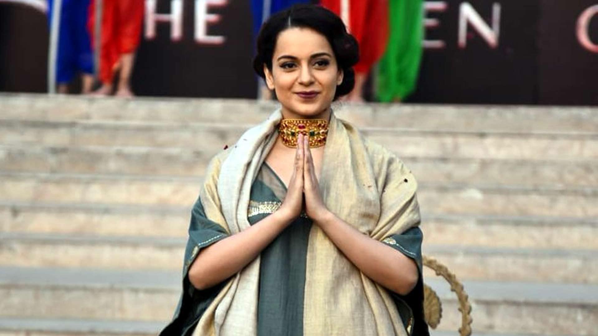 Video : देशभक्ति को समर्पित है 'मणिकर्णिका' का दूसरा गाना, कंगना बोलीं- 'भारत ये रहना चाहिए'