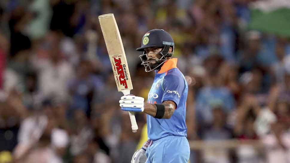 Kohli scores 39th ODI century