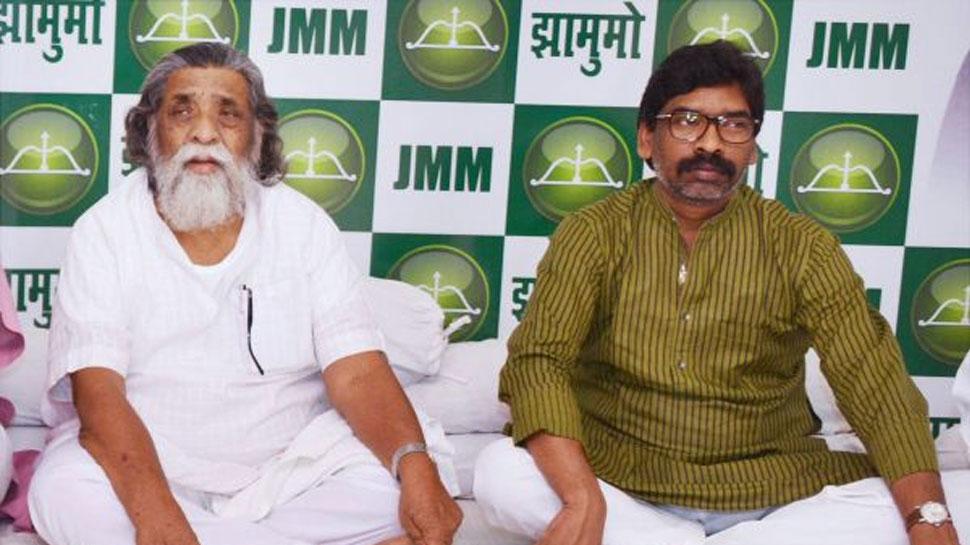 झारखंडः JMM ने महागठबंधन पर विचार के लिए बुलाई विपक्षी दलों की बैठक