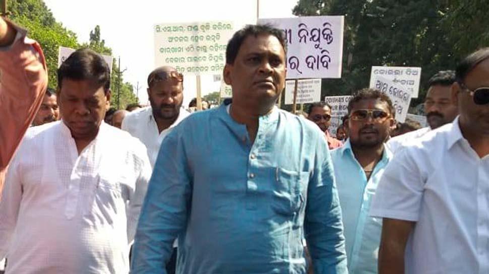 लोकसभा चुनाव से पहले ओडिशा में कांग्रेस को लगा बड़ा झटका, इस दिग्गज ने छोड़ा साथ