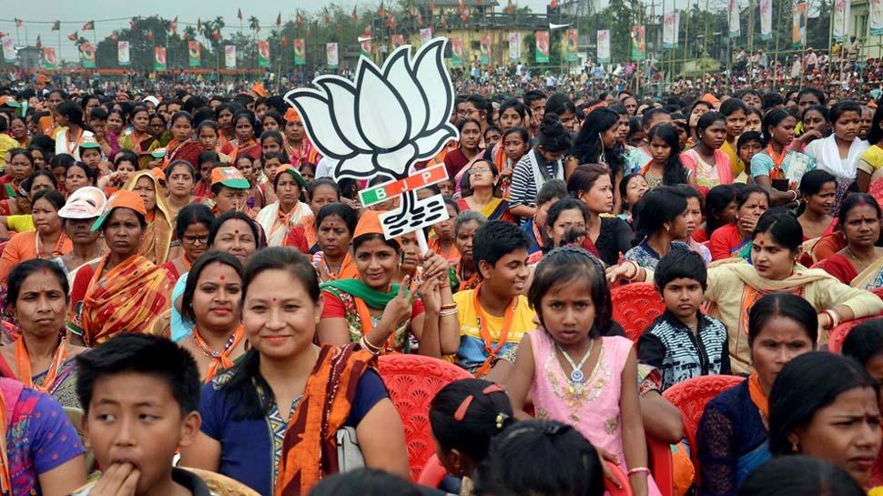 पश्चिम बंगाल में बीजेपी ने अब बनाया रैलियों का प्लान, ममता की रैली के बाद शुरू होगा अभियान