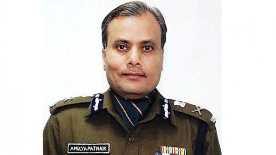 गणतंत्र दिवस : विभिन्न राज्यों के पुलिस अधिकारियों से मिले अमूल्य पटनायक