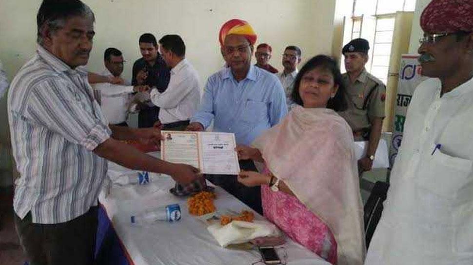 राजस्थान: नई सरकार का ऐलान, ऋण माफी प्रमाण पत्र से हटेगा वसुंधरा राजे का फोटो