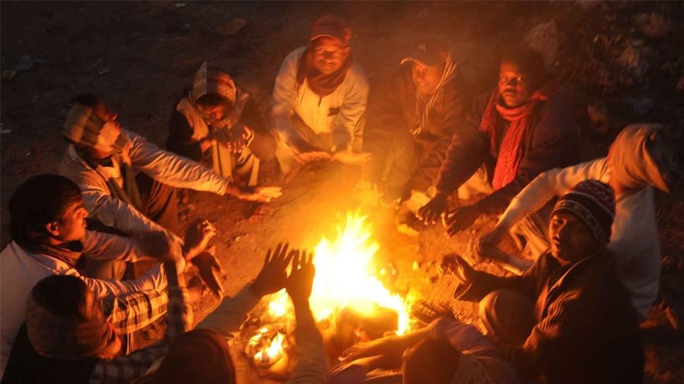 बिहार में सर्द हवाओं से ठंड का प्रकोप, खिली धूप ने दिलाई राहत