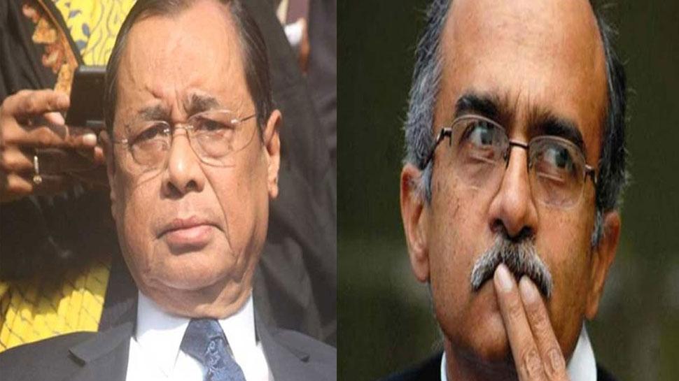 लोकपाल मामला: सुप्रीम कोर्ट में CJI और वरिष्ठ वकील प्रशांत भूषण के बीच हुआ दिलचस्प संवाद