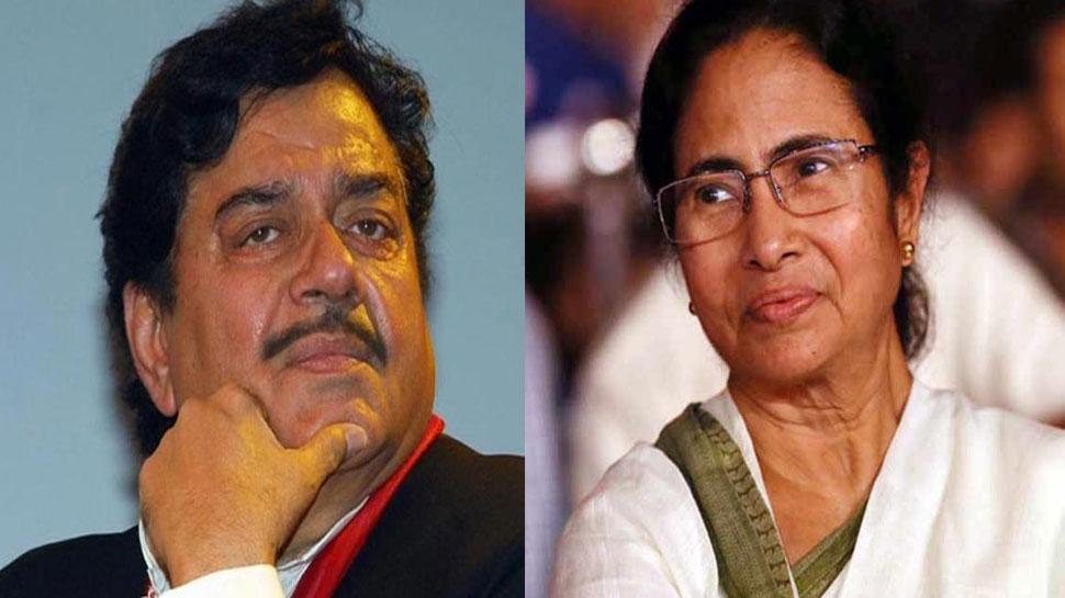 BJP में नहीं मिला सम्मान, अब जाऊंगा ममता बनर्जी की रैली में : शत्रुघ्न सिन्हा
