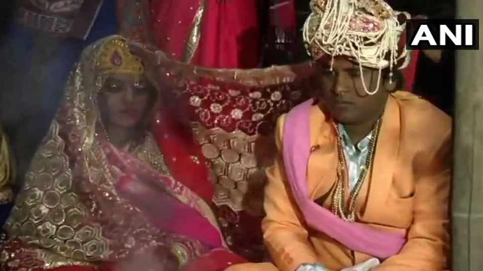 शादी में दुल्हन को लगी गोली, अस्पताल से लौटकर लड़खड़ाते हुए लिए 7 फेरे