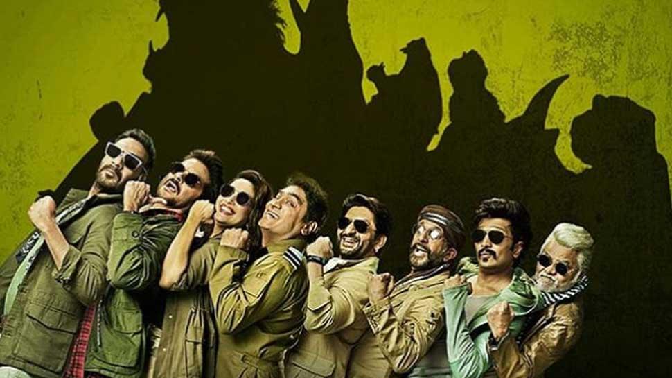 नजर आया अजय देवगन और अनिल कपूर का 'टोटल धमाल', 3 दिन में रिलीज होगा ट्रेलर