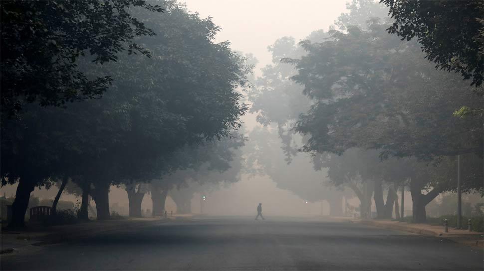 हवा की गति बढ़ने से दिल्ली की वायु गुणवत्ता में मामूली सुधार