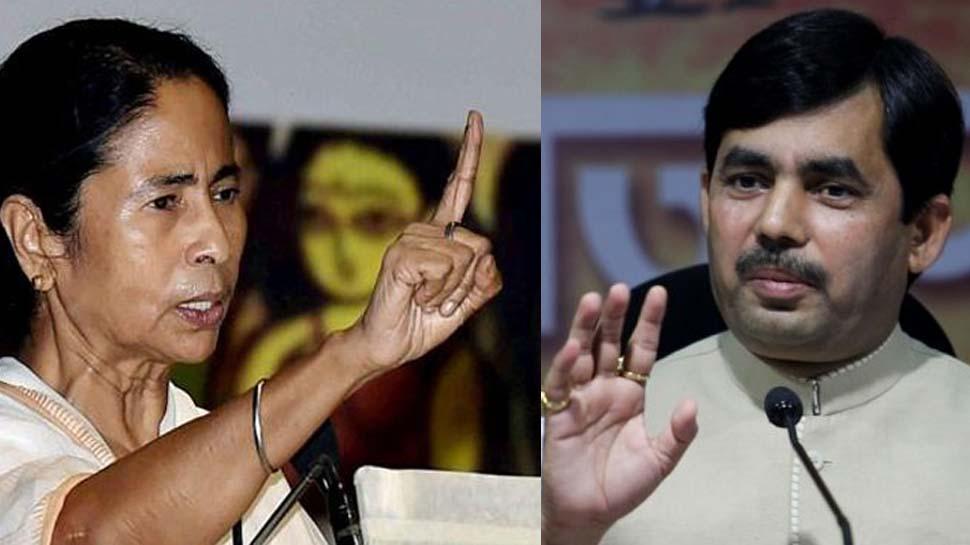 ममता ने रैली में कहा- 'दिल्ली में सरकार बदल दो', बीजेपी बोली-महागठबंधन फर्जी