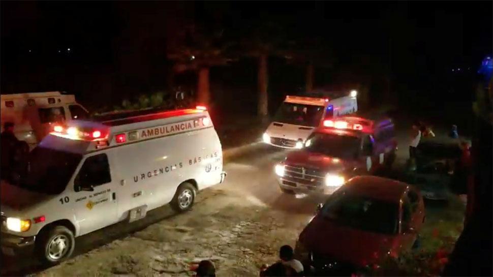मेक्सिको: ईंधन पाइपलाइन में आग लगने से 66 लोगों की मौत