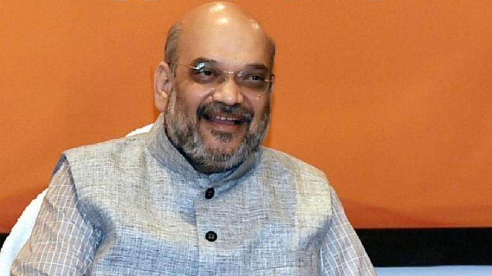 BJP अध्यक्ष अमित शाह एम्स से हुए डिस्चार्ज, स्वाइन फ्लू का करा रहे थे इलाज