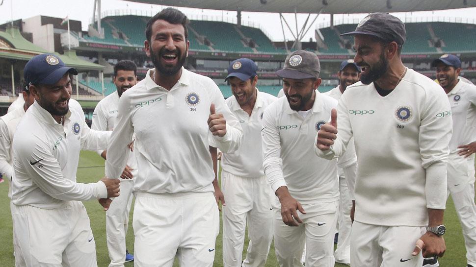 ICC टेस्ट रैंकिंग : भारत और कोहली टॉप पर बरकरार, पंत ने लगाई लंबी छलांग