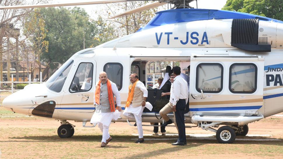 अमित शाह के हेलीकॉप्टर को उतरने की इजाजत के मुद्दे पर झूठ फैला रही BJP: तृणमूल कांग्रेस