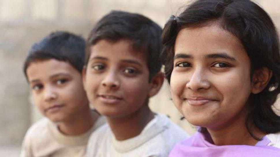 रिपोर्ट का दावा, देशभर में बाल देखभाल संस्थाओं में 1.8 लाख से ज्यादा बच्चे
