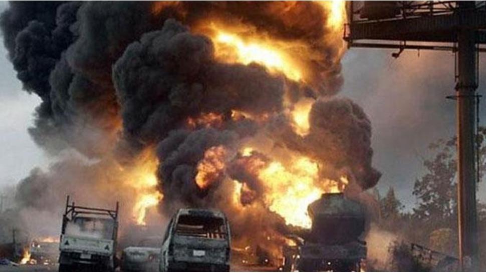 बलूचिस्तानः ट्रक-बस में जोरदार भिड़ंत, 26 लोगों की मौत, 16 घायल