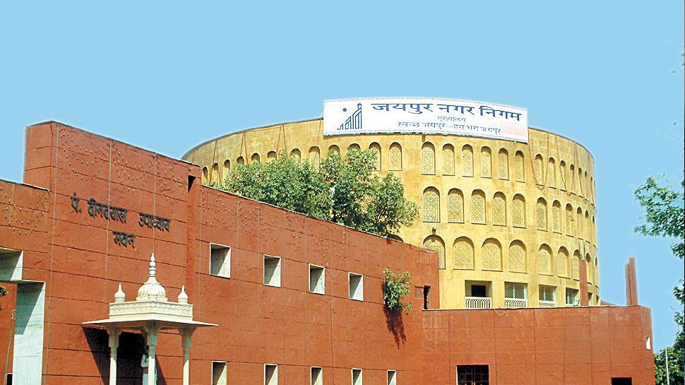 जयपुर: मेयर चुनाव में भी बीजेपी को मिली हार, विष्णु लाटा जीते