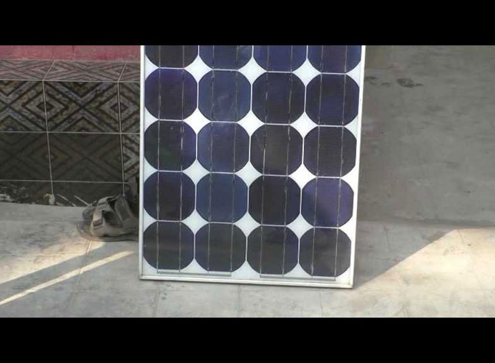 Solar Motorcycle, West Bengal
