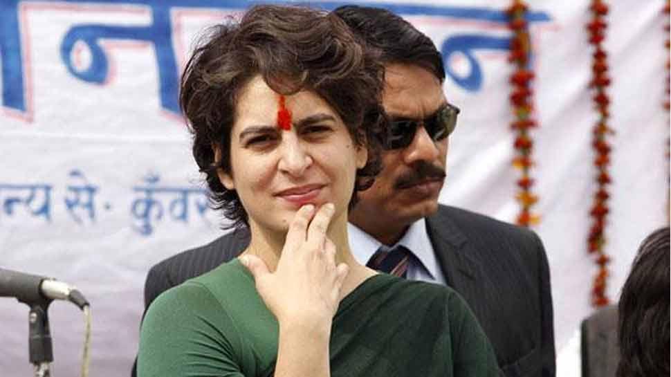 प्रियंका गांधी की कांग्रेस में आधिकारिक एंट्री, पूर्वी उत्तर प्रदेश की महासचिव बनाई गईं