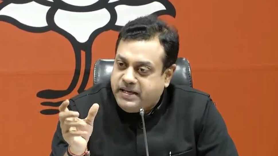 महागठबंधन से खारिज किए जाने के बाद कांग्रेस ने पारिवारिक गठबंधन को अपनायाः बीजेपी