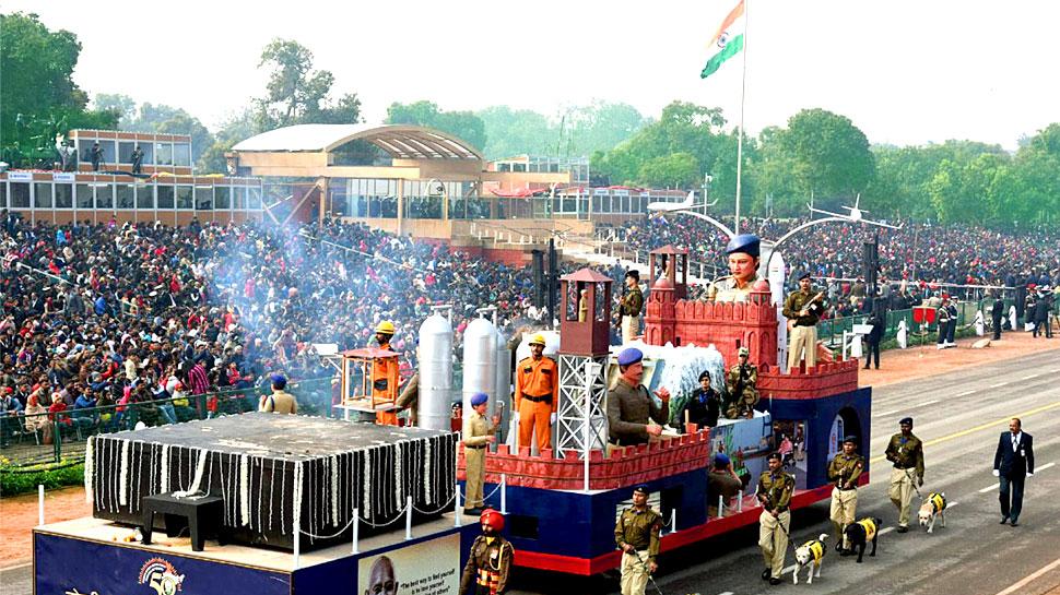 गणतंत्र दिवस: महिला सशक्तिकरण का संदेश लेकर राजपथ पर उतरेगी सीआईएसएफ की झांकी