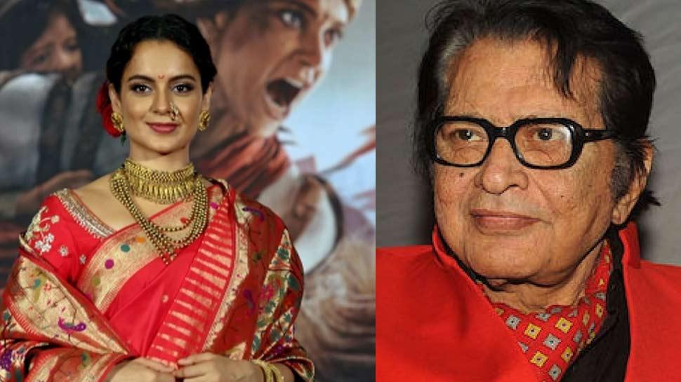रानी लक्ष्मीबाई का किरदार निभाने के लिए जन्मी थीं कंगना रनौत : मनोज कुमार